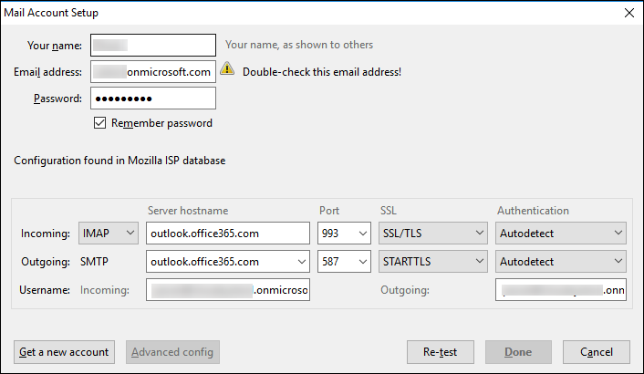 How to Configure | Setup | Add Office 365 Email on Mozilla Thunderbird