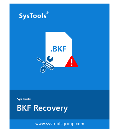 recover windows bkf file