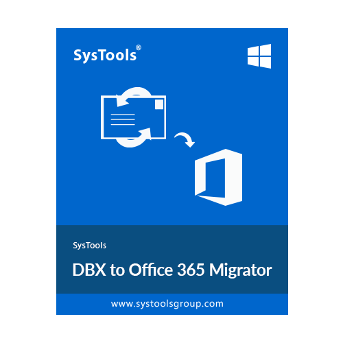 dbx to Office 365 migrator