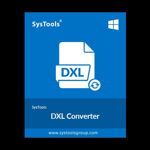 DXL Converter