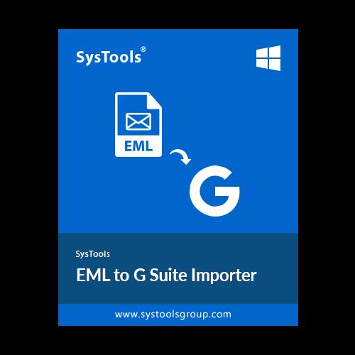 EML to G Suite migrator