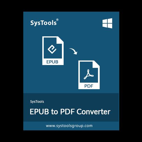 EPUB files to PDF Converter