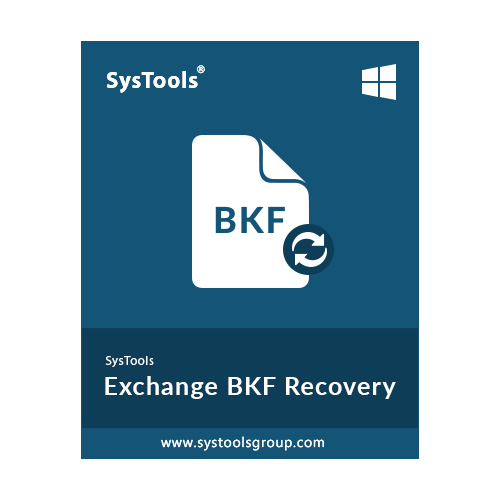 Exchange BKF Recovery