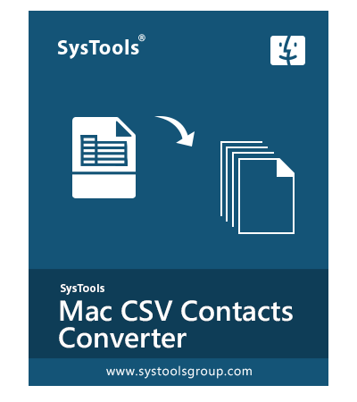 csv to vcard for mac software box