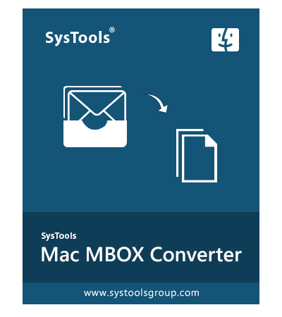 Mac MBOX Converter For Mac MBOX to PDF, EML & HTML File