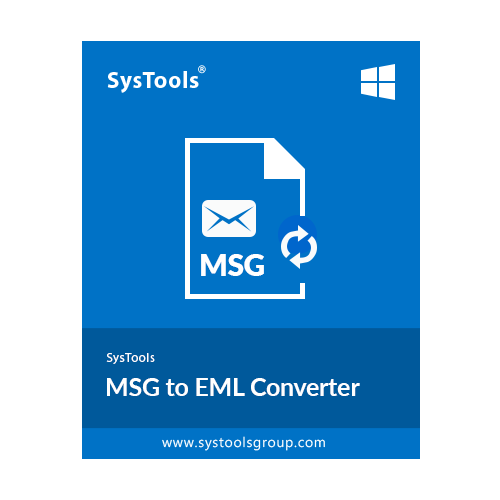 transfer MSG files to EML format