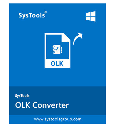 OLK Converter Software Box