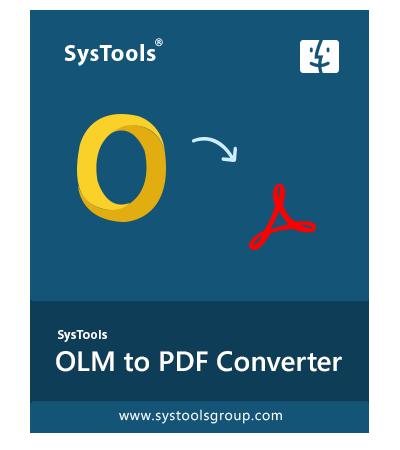 OLM to PDF Mac box