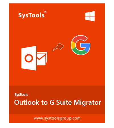 Outlook to G Suite Migration Tool
