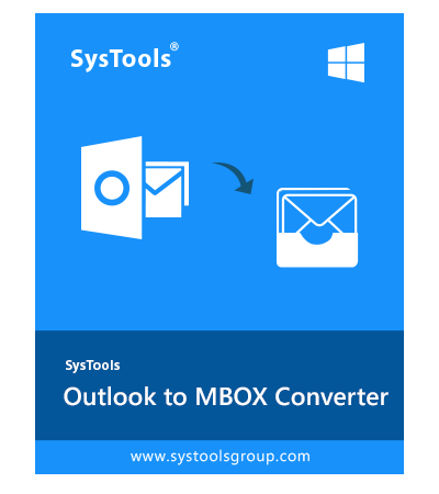Outlook PST to MBOX Converter for Win & Mac to Import Outlook to MBOX