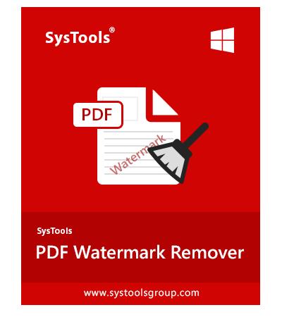 PDF Watermark Remover Tool box