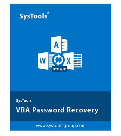 VBA Password Recovery Tool Remove VBA Project Password From