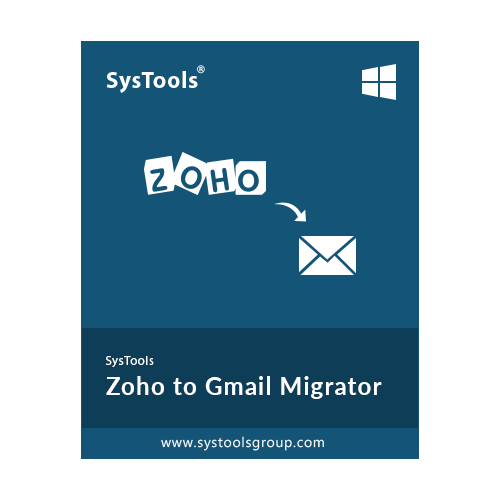 Zoho to Gmail Migration Tool