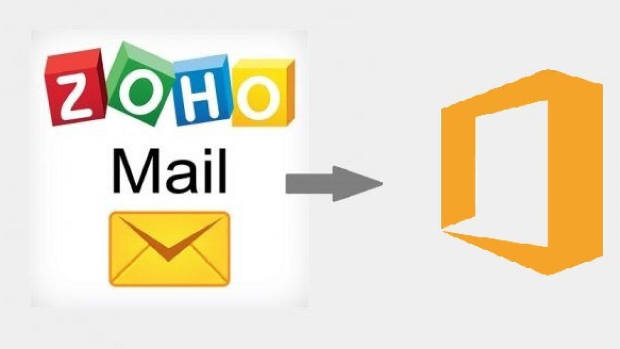 Migrar de Zoho a Office 365