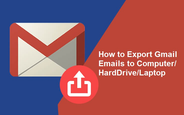 What Does It Mean To Archive An Email >> How To Export Emails From Gmail To Pst On Local Computer Hard
