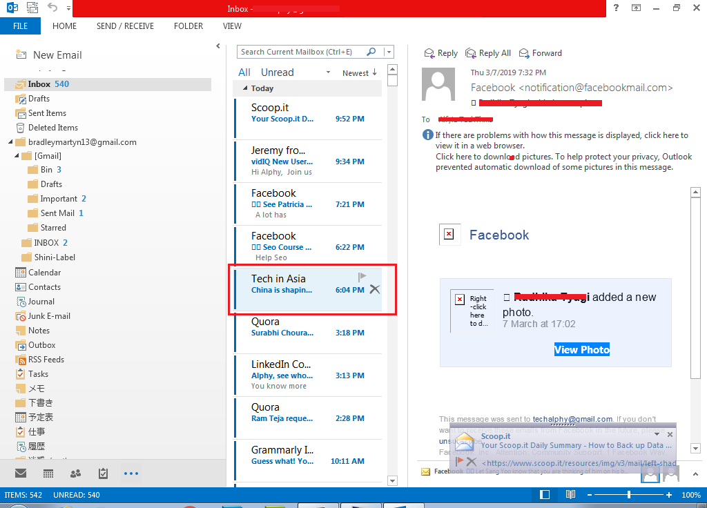 PST To TXT – How To Export Outlook Emails Into Text Format