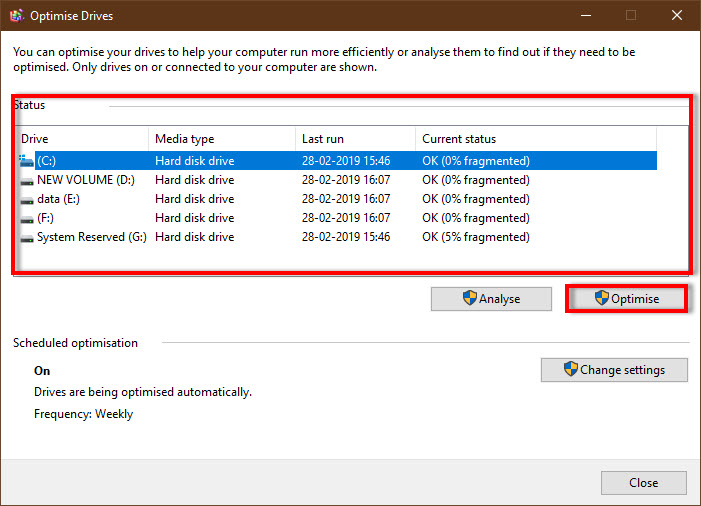 Know How to Check Hard Disk Health in Windows 10, 8, 7 OS - Easy Steps