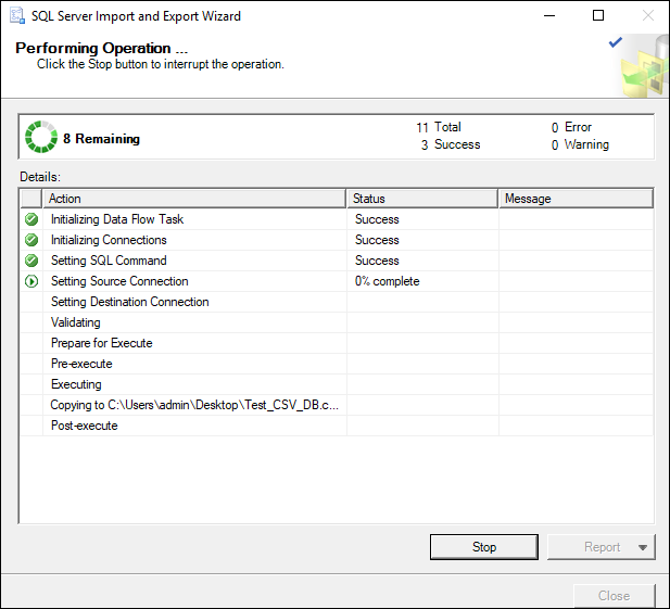 How to Export SQL Server Database to CSV File : Ultimate