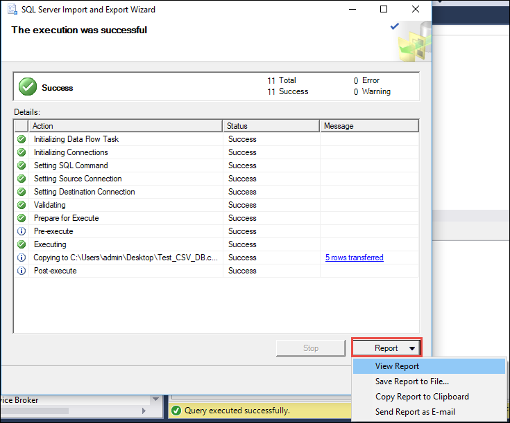 How to Export SQL Server Database to CSV File : Ultimate Solution