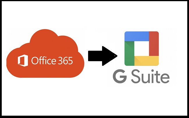 migrate email from outlook 365 to g suite