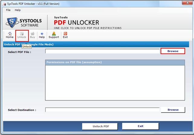 Программа PDF Unlocker поможет вам в этом. Она Год: 2011 ОС.