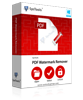 organize pdf files by removing watermark