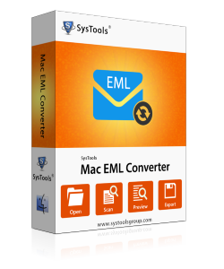 SysTools EML Converter for Mac