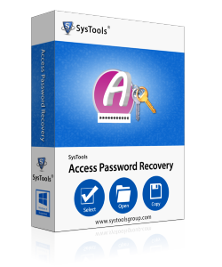 access-password-recovery box