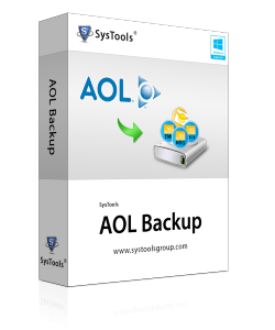 AOL Backup box