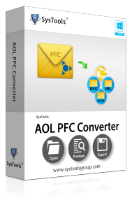 AOL PFC files Converter box