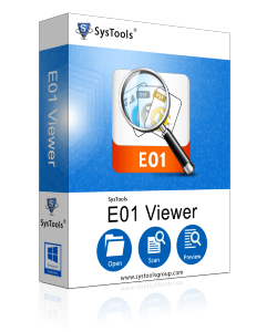 E01 file viewer