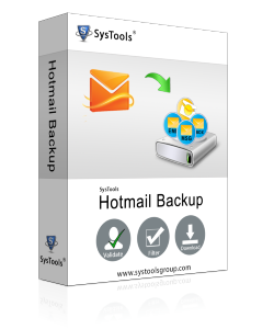 hotmail backup box