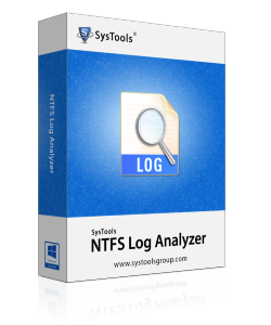 ntfs log analyzer Box