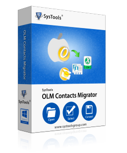 OLM Contacts Migrator box