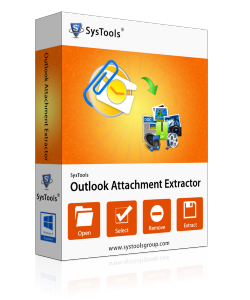 Outlook Attachment Extractor Box