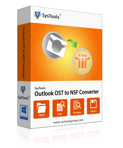 outlook ost to nsf converter box