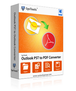 outlook pst to pdf coverter Box