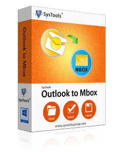 outlook mail to mbox converter Box