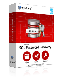 SQL Password Recovery box