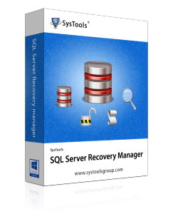 SysTools SQL Server Database Recovery Manager v4.0