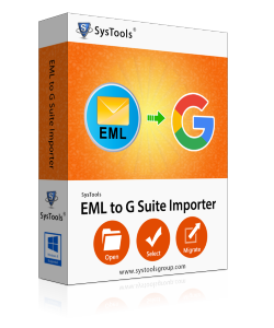 EML File to Google Apps Importer Tool