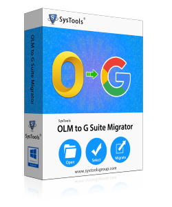 Systools OLM to Google Apps Migration Tool