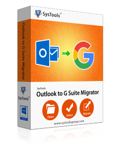 Systools Outlook to G Suite Migration Tool
