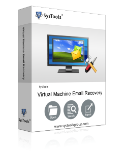virtual machine email recovery box