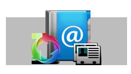 címjegyzék konverzió; addressbook converters
