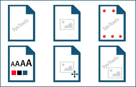 creare una filigrana pdf