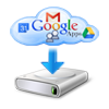 Complete Google Apps email Backup