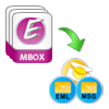 multiple mbox to pst