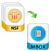 Bulk convert nsf to apple mail