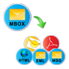 convert multiple mbox files